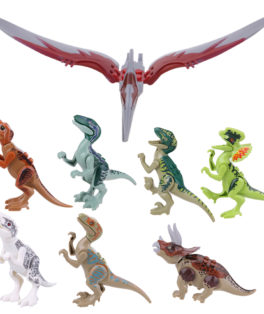 Educational-Simulated-Dinosaur-Model-Kids-Children-Assemble-Developmental-Toy-Parent-child-Interation-Dinosaur-Figures-Toy