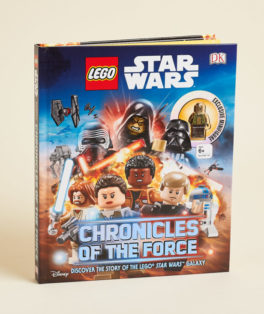 star wars lego book